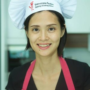 Lily, founder of Vietnamese Foodies